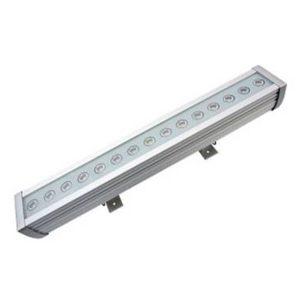 Decorative LED luminaires for walls